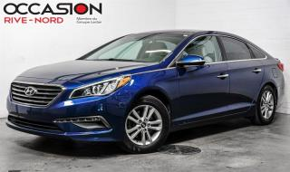 Used 2015 Hyundai Sonata GL MAGS+BLUETOOTH+SIEGES.CHAUFFANTS for sale in Boisbriand, QC