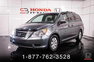 Used 2010 Honda Odyssey SE + 8 PASSAGERS + A/C + WOW! for sale in St-Basile-le-Grand, QC