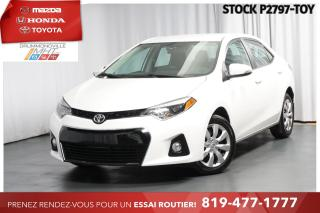 Used 2015 Toyota Corolla SPORT| AUTOMATIQUE| BAS KILO for sale in Drummondville, QC