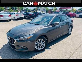 Used 2017 Mazda MAZDA3 GS LEATHER / AUTO / NAV for sale in Cambridge, ON