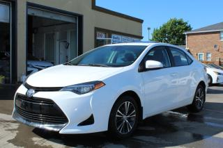 Used 2018 Toyota Corolla LE SUNROOF for sale in Brampton, ON