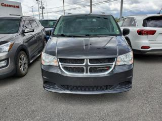 Used 2016 Dodge Grand Caravan ** EN ATTENTE D'APPROBATION ** for sale in St-Hyacinthe, QC