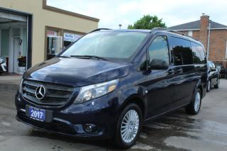 Used 2017 Mercedes-Benz Metris 8 Passenger for sale in Brampton, ON