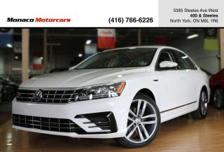 Used 2019 Volkswagen Passat Wolfsburg Edition - R-LINE|SUNROOF|NAVI|BACKUP for sale in North York, ON