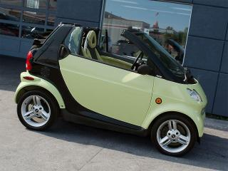 Used 2006 Smart fortwo CABRIO|PULSE|ALLOY WHEELS for sale in Toronto, ON