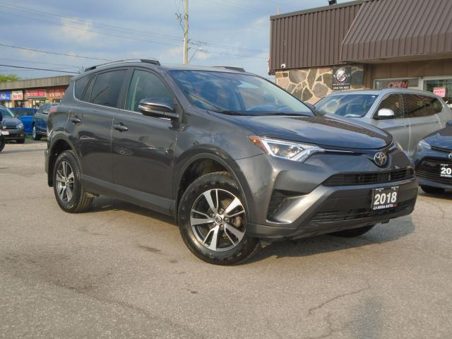2018 Toyota RAV4 LE AUTO SAFETY NO ACCIDENT LINE KEEP B-TOOTH  NEW
