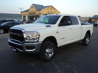 Used 2019 RAM 2500 Big Horn CrewCab 4x4 6.7L Diesel 6.5ft Box for sale in Brantford, ON