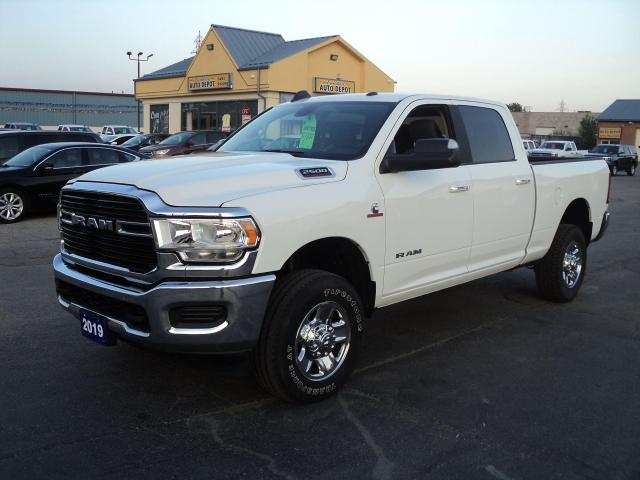 2019 RAM 2500 Big Horn CrewCab 4x4 6.7L Diesel 6.5ft Box