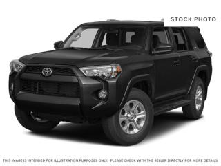 Used 2014 Toyota 4Runner Upgrade Package for sale in Edmonton, AB