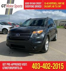 Used 2011 Ford Explorer LIMITED for sale in Calgary, AB