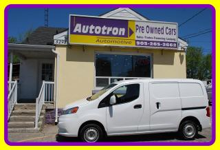 Used 2015 Nissan NV200 Air, Roof Rack for sale in Woodbridge, ON