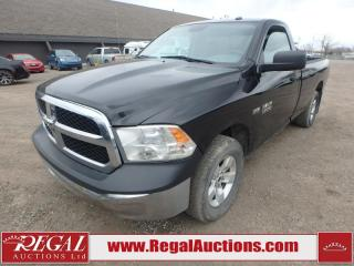 Used 2015 RAM 1500 SXT REG CAB LWB 2WD 5.7L for sale in Calgary, AB