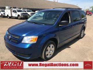 Used 2010 Dodge Grand Caravan SE Wagon 3.3L for sale in Calgary, AB