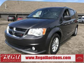 Used 2019 Dodge Grand Caravan SXT Premium Plus 4D WAGON 3.6L for sale in Calgary, AB