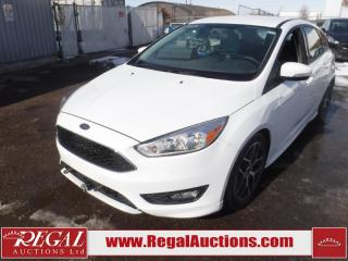 Used 2017 Ford Focus SE 5D Hatchback 2.0L for sale in Calgary, AB