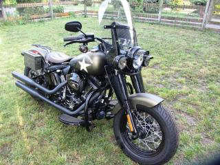 Used 2016 Harley-Davidson Softail Army Edition for sale in Hamilton, ON