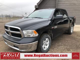 Used 2017 RAM 1500 SXT 4D CREW CAB SWB 4WD 5.7L for sale in Calgary, AB