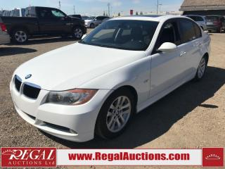 Used 2006 BMW 325 3 Series I 4D Sedan for sale in Calgary, AB
