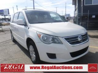 Used 2010 Volkswagen Routan Comfortline 4D WAGON for sale in Calgary, AB
