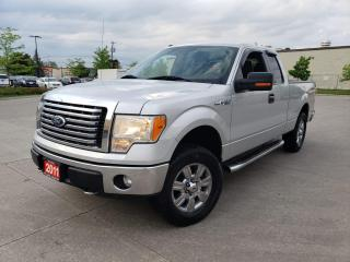 Used 2011 Ford F-150 XLT, 4X4, Auto, 4/Y warranty available. for sale in Toronto, ON