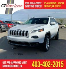 Used 2014 Jeep Cherokee Limited for sale in Calgary, AB