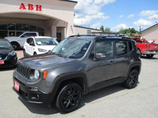 Used 2016 Jeep Renegade Latitude 4WD for sale in Grand Forks, BC