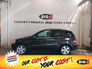 Used 2010 Mercedes-Benz ML-Class ML-350 Bluetec for sale in Calgary, AB