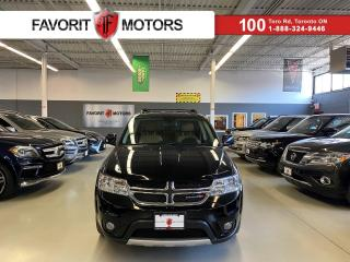 Used 2018 Dodge Journey GT AWD *CERTIFIED!*|ALPINE|7 PASS.|BEIGE LEATHER|+ for sale in North York, ON