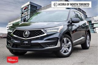 Used 2019 Acura RDX Platinum Elite at No Accident| Like New| Head-Up D for sale in Thornhill, ON