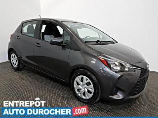 Used 2018 Toyota Yaris Hatchback LE AIR CLIMATISÉ - Caméra de Recul for sale in Laval, QC