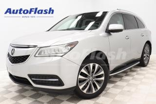 Used 2014 Acura MDX NAVIGATION *AWD *CAMERA *CUIR *TOIT-OUVRANT *FULL! for sale in Saint-Hubert, QC