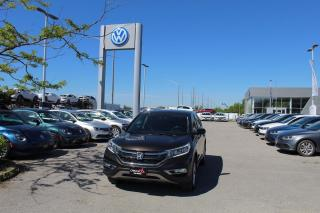 Used 2015 Honda CR-V 2.4L AWD EX-L for sale in Whitby, ON