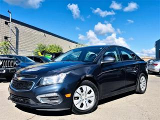Used 2015 Chevrolet Cruze REAR VIEW CAMERA|CRUISE CONTROL|AUTO & MUCH MORE! for sale in Brampton, ON