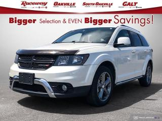 Used 2017 Dodge Journey AWD for sale in Etobicoke, ON