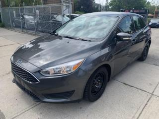 Used 2016 Ford Focus 5DR HB SE for sale in Hamilton, ON