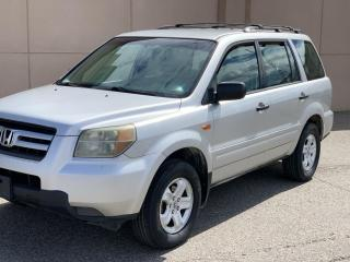 Used 2007 Honda Pilot 2007 HONDA PILOT LOW KM 140KM for sale in Brampton, ON