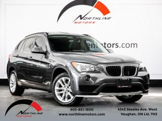 Used 2015 BMW X1 xDrive28i|Pano Roof|Backup Camera|Heated Leather for sale in Vaughan, ON