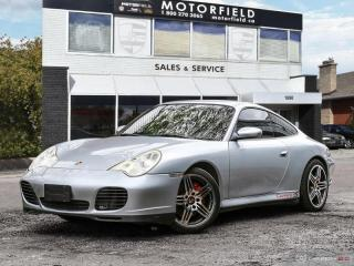 Used 2003 Porsche 911 Carrera 4S *Accident Free, Excellent Shape* for sale in Scarborough, ON