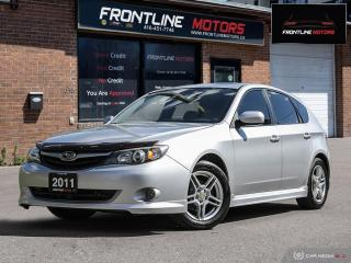 Used 2011 Subaru Impreza 5dr HB Auto 2.5i w/Limited Pkg for sale in Scarborough, ON