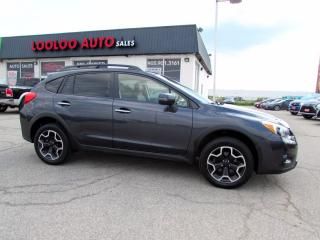 Used 2013 Subaru XV Crosstrek 2.0L LIMITED AWD NAVIGATION CAMERA LEATHER CERTIFIED for sale in Milton, ON