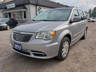 Used 2013 Chrysler Town & Country TOURING for sale in Bloomingdale, ON