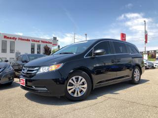 Used 2017 Honda Odyssey SE Alloy - Power group - Rear camera for sale in Mississauga, ON