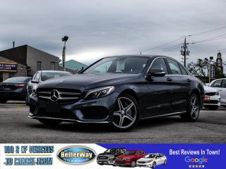 Used 2015 Mercedes-Benz C-Class C 300 for sale in Stoney Creek, ON