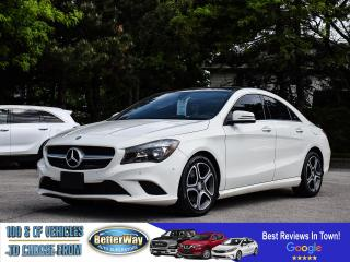 Used 2016 Mercedes-Benz CLA-Class CLA 250 for sale in Stoney Creek, ON