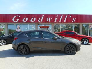 Used 2015 Mazda MAZDA3 GS! MANUAL! HEATED SEATS! BLUETOOTH! for sale in Aylmer, ON