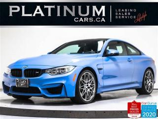 Used 2017 BMW M4 444HP, COMPETITION PKG, NAV, CAM, HEADS UP, CARBON for sale in Toronto, ON