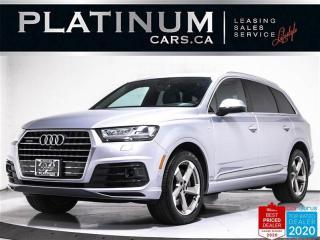 Used 2018 Audi Q7 3.0T quattro Technik,S-line,7 PASSENGER,NAV,CAM, for sale in Toronto, ON