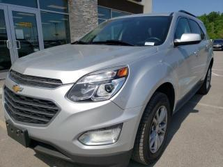 Used 2016 Chevrolet Equinox LT CRUISE BACKUP CAMERA for sale in Trenton, ON