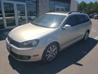 Used 2012 Volkswagen Golf Wagon 2.0 TDI Comfortline (A6) for sale in Trenton, ON