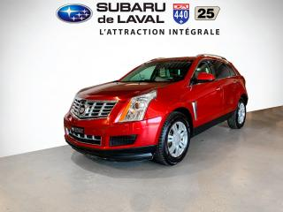 Used 2015 Cadillac SRX Luxury Awd ** Cuir Toit ** for sale in Laval, QC
